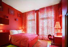 Meer dan 1000 ideeën over Rode Slaapkamers op Pinterest - Slaapkamers ...