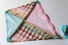 Decorative Fabric Kite