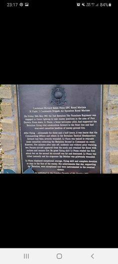 Parachute Regiment, Falklands War, Royal Marines