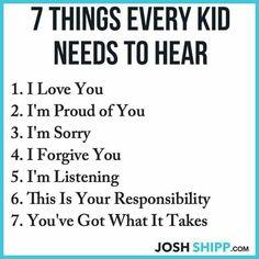 Important list