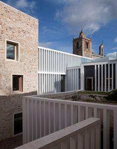 Hotel Atrio in Cáceres, Extremadura  Architects: Mansilla y Tuñón