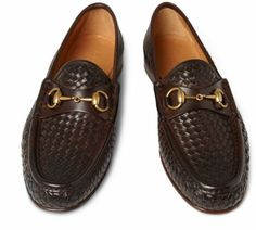 Shop men's loafers at MR PORTER, the men's style destination. Discover our selection of over 400 designers to find your perfect look. Loafer Slippers, Loafer Shoes, Men's Shoes, Dress Shoes, Gucci Loafers, Gucci Shoes, Loafers Men, Fashion Guys, Mens Fashion