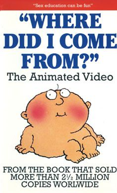 Where did I come from? The animated video @rachyrach008 remember this!! haha.