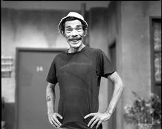 Grande Don Ramon! Ramones, Ramon Valdes, Bass Fishing Shirts, Comic Movies, Funny Tattoos, Old Pictures, Comedians, Role Models