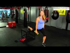 Standing Gluts Workout