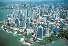 otras areas de la bella ciudad de Panama