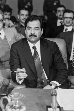 Saddam Hussein Quotes, Daft Punk Poster, Iraqi President, Iraqi Military, Palestine History, Home Workout Men, Baghdad Iraq, Love Quotes Wallpaper, Bad Boy Aesthetic