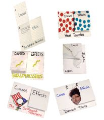 Great Blog with information on using foldables to increase literacy in the science class.