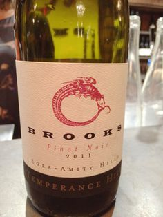 The new Brooks Winery in Oregon's Eola-Amity Hills.