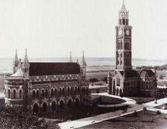 Fort campus, Mumbai university