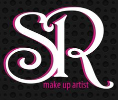 Sherry Restifo, makeup artist logo concept designed by Spectra Marketing Solutions.    Need graphic design? visit www.spectrams.com