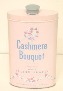 Cashmere Bouquet powder