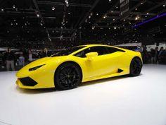 2015 Lamborghini Huracan LP 610-4 - 2014 Geneva Auto Show