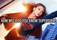 Superman Joins the CW's Supergirl…but Will Tom Welling Play Him? Supergirl Season, Supergirl 2015, Melissa Supergirl, Superman, The Cw, Comic Book Characters, Female Characters, Tv Spielfilm, Dc Comics