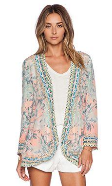 1fe8ce7e2d Camilla Jacket in Garden Of Dreams Revolve Clothing