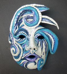 paper mache mask lesson plan - Google Search