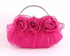 Vintage Flower Women Handbags Tote Clutch Bags Chain Cute Purse Womens Party Wallets Brand Design High Quality 2014 $15.91