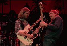 Don Felder & Joe Walsh