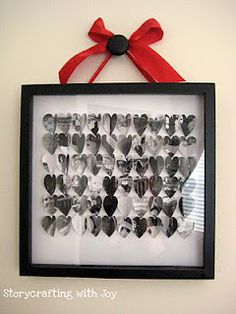 Tell your own love story with this Photo Heart Art Tutorial. It's pretty and oh so romantic! Added to Valentine's Day Crafts My Funny Valentine, Valentine Day Love, Valentine Day Crafts, Holiday Crafts, Valentines, Saint Valentine, Valentine Decorations, Owl Crafts, Crafts To Do