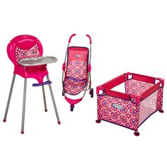 "Graco Room Full Of Fun Baby Doll Playset - Tolly Tots - Toys ""R"" Us"