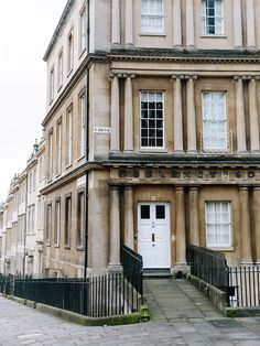 City of Bath in South West England, a UNESCO World Heritage Site   by Rich Stapleton