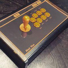 Bartop, Arcade Joystick, Arcade Machine, Retro Gamer, Arcade Games, Game Room, Programming, Sticks, Raspberry