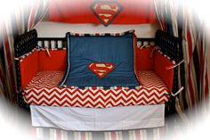 Babies room will be superman