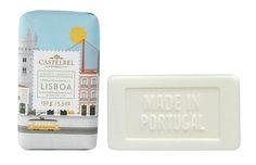 #Portugal #Perfumado: Descubra a #nova #coleção de #sabonetes da #Castelbel   #inspiração #regiões#obras de #arte #perfumadas #aromas #PapeisIlustrados #patriótico #postal #Hello #Portugal #Lisboa #SantosPopulares #TorreBelém