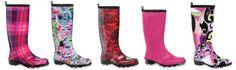 Kamik Vegan Rain Boots