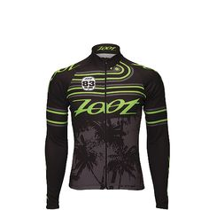 Zoot Sports Men's Ultra Cycle Team Thermo LS Jersey