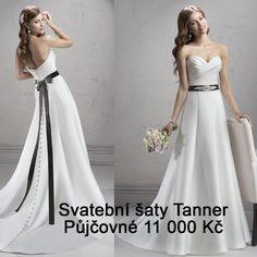 Svatební šaty Tanner