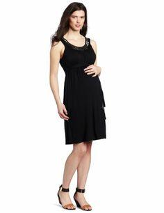 Ripe Maternity Women's Morgana Beaded Dress « Dress Adds Everyday