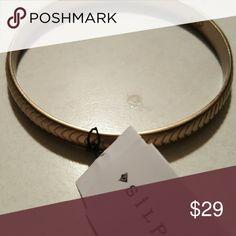 Silpada textured brass bracelet New Silpada Jewelry Bracelets