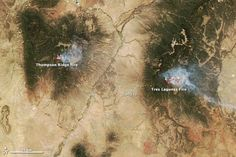 900 Firefighters Battle Major Wildfires Fueled By 'Historic' New Mexico Drought