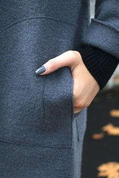 Sew Tessuti Blog - Sewing Tips & Tutorials - New Fabrics, Pattern Reviews: NEW :: Brooklyn Coat Pattern
