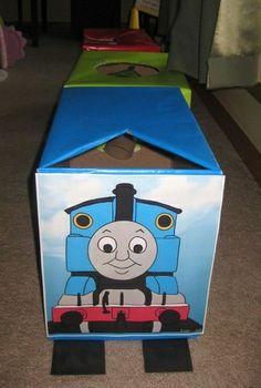 Crafty Party - Thomas the Train