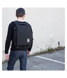 Available now in store, the new Flaptop Mini from Inside Line Equipment takes the popular messenger-style Flaptop backpack and recreates it as a smaller 21 litre bag... same aesthetic and versatile expandability as the bigger Flaptop in a smaller package!
