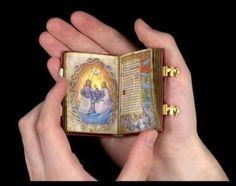 The Prayer Book of Claude de France- tiny, jewel-like manuscript made around 1517