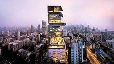 Antilla Mumbai, India  $1 Billion