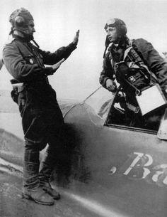 Alexander Kumanichkin, Soviet Union ace of Great Patriotic war (31 personal kills + 4 shared kills) and Korean war (6 personal kills)
