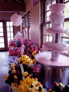 Princess theme baby shower inspiration