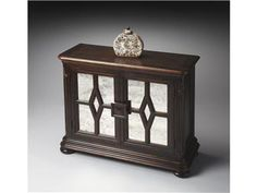 Bella Rose Console Cabinet, from Cherie Rose Collection