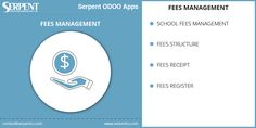 Maintains the fee structure,fee Register,School fees management