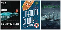 Book Cover Trend Boats