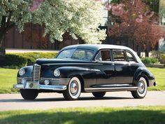 1947 Packard Custom Super Clipper Seven-Passenger Sedan by Henney | Motor City 2015 | RM Sotheby's