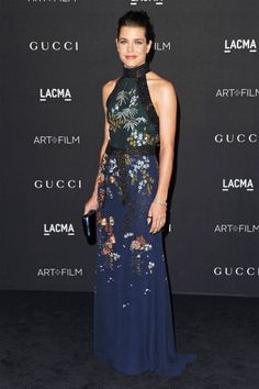 Derek Blasberg selects the 10 best dressed ladies of the week: Charlotte Casiraghi