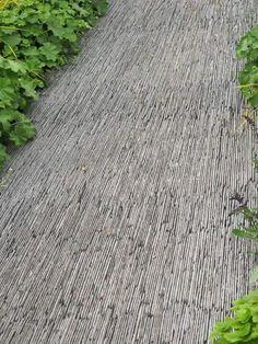Slate Garden path