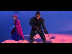 FROZEN IL REGNO DI GHIACCIO - DAL 19 DICEMBRE AL CINEMA IN 3D Seguici su Facebook: https://www.facebook.com/DisneyFrozenIT Anna e Kristoff si lanciano giù da...