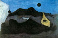 Rufino Tamayo, 'Músicas dormidas', 1950. México / arte, pintura, 50s