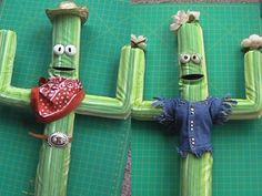 pool noodle cactus | Pool Noodle Cactus - These were created using the addition of some ...